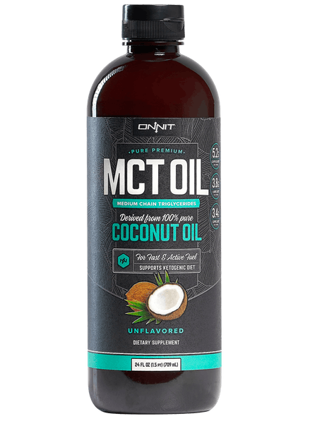 Onnit MCT Oil Photo