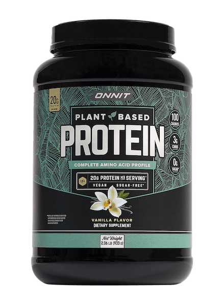 Plant Based Protein Photo