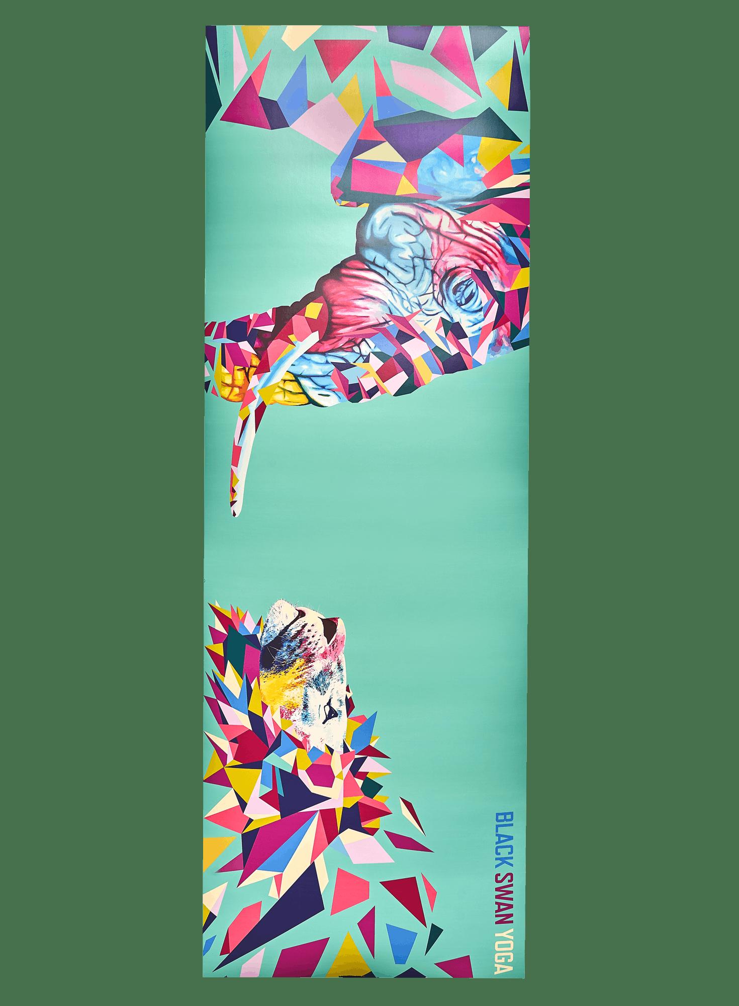 BSY Animal Kingdom Yoga Mat