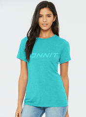 Women's Onnit Tri-Blend T-Shirt Hero Image