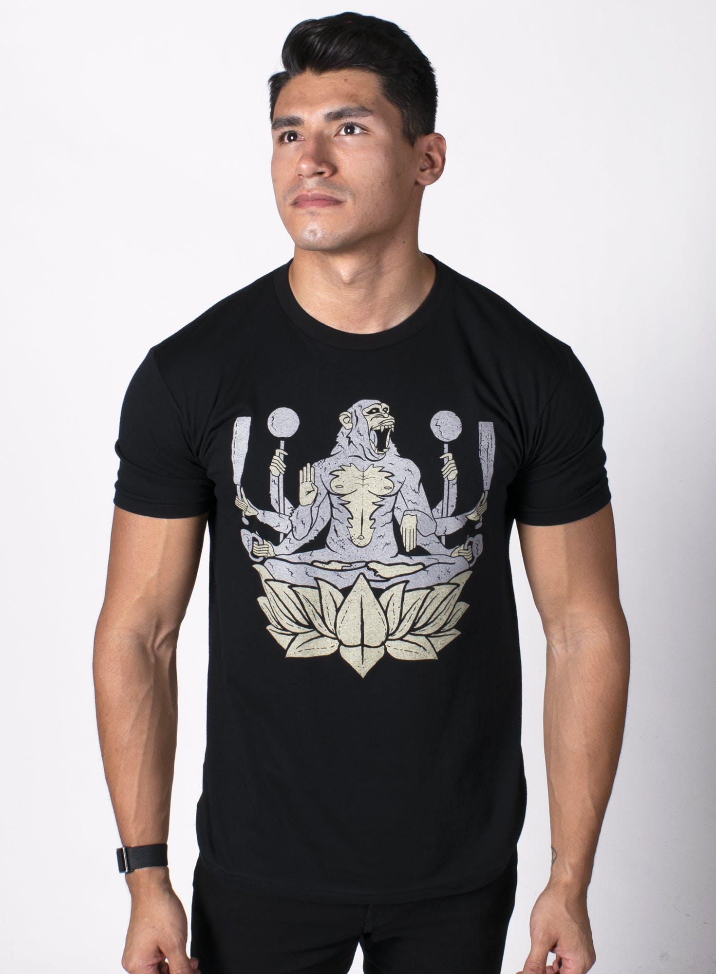 Ape Lotus T-shirt