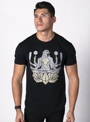 Ape Lotus T-shirt Hero Image
