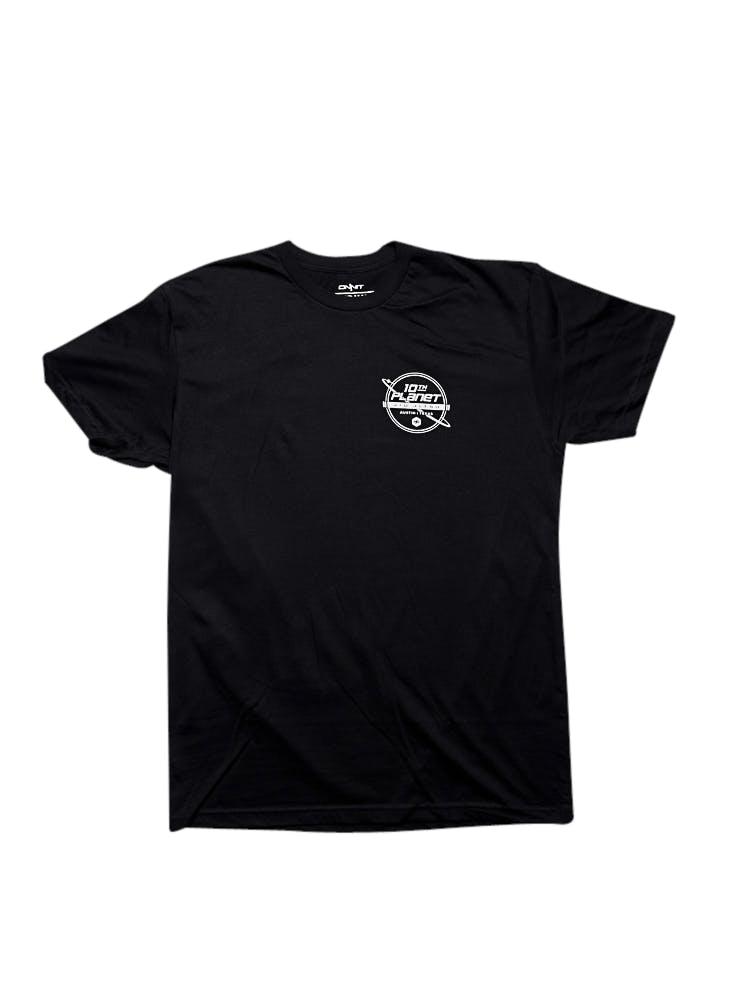 10th Planet Orbit T-Shirt Bonus Image