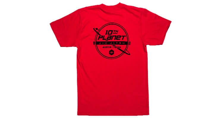 10th Planet Orbit T-Shirt Bonus Image