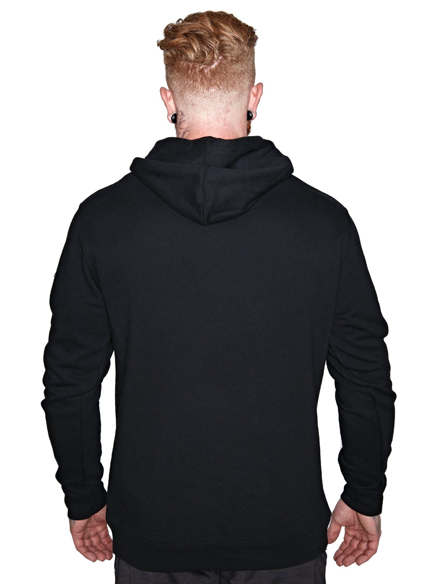 Wolf Skull Hooded Sweatshirt Bonus Image