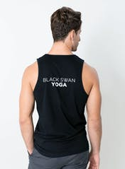 Black Swan Logo Tank Top Bonus Image