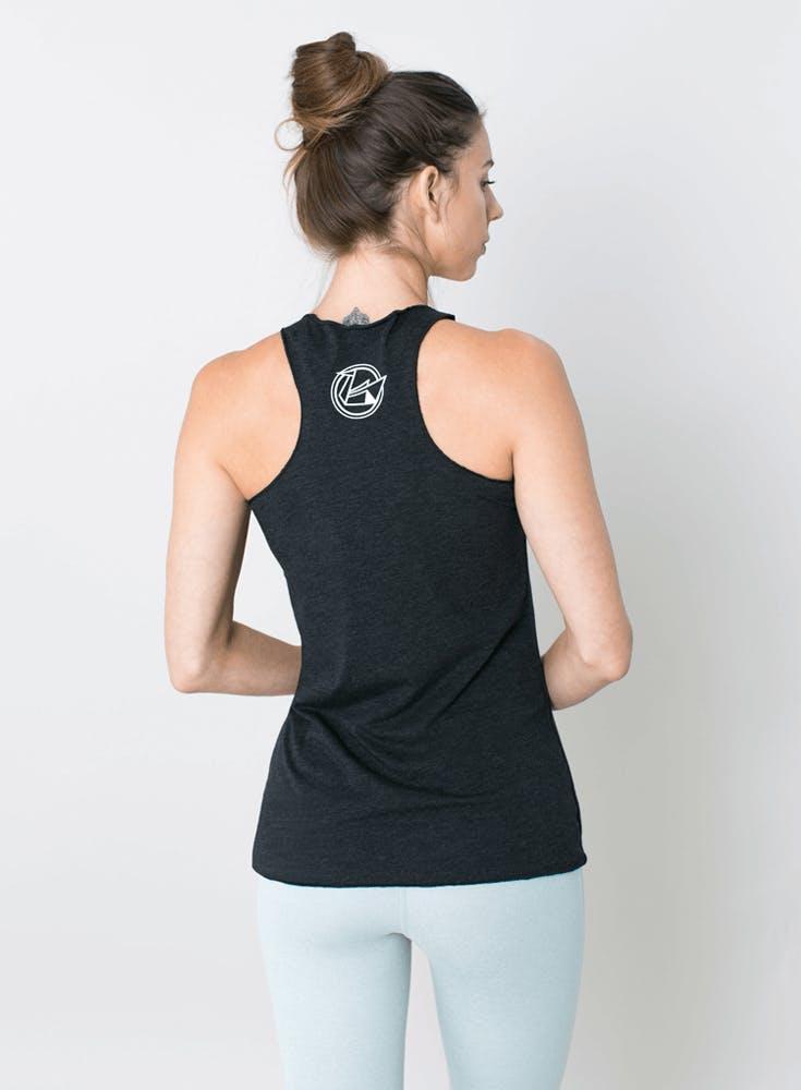 Black Swan Yoga Racerback Bonus Image