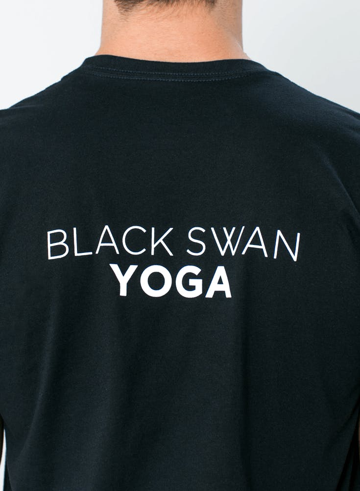 Black Swan Logo T-Shirt Bonus Image