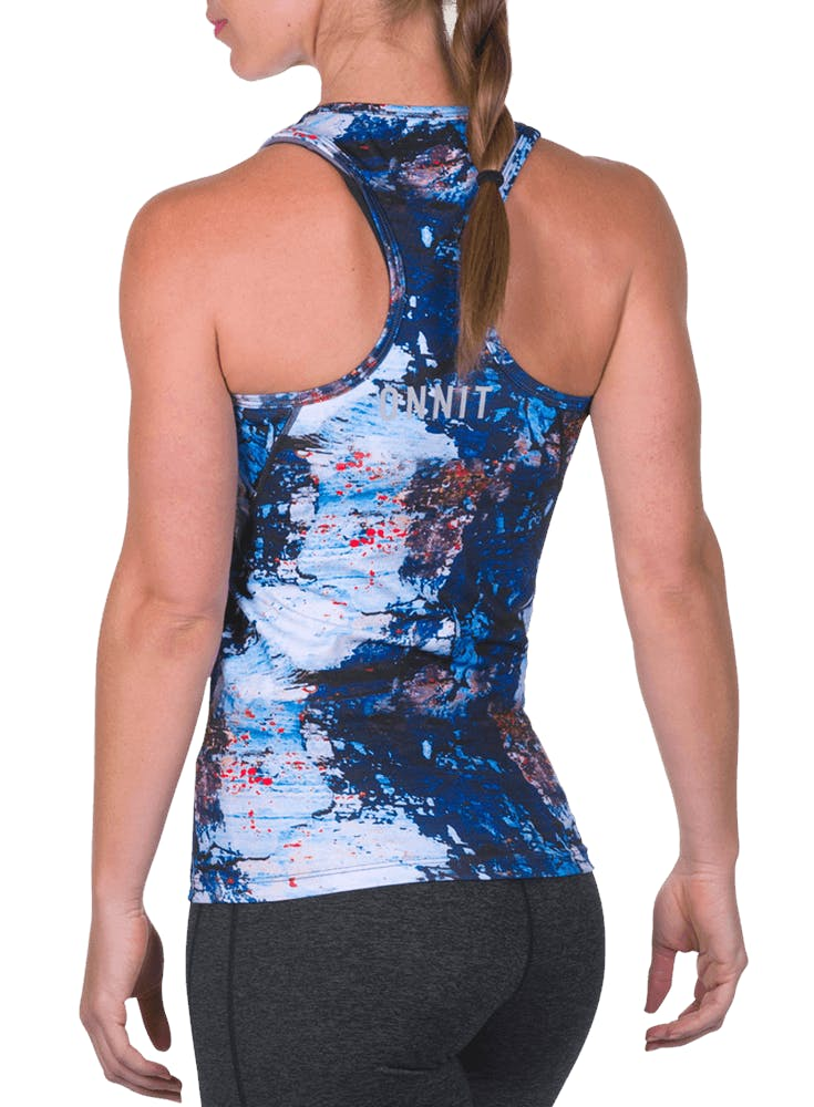 Pushin' It Performance Racerback Bonus Image