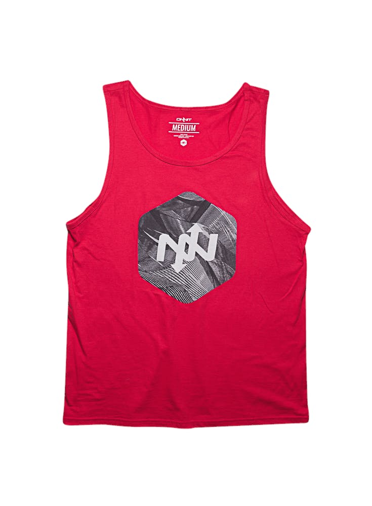 Hex Broken Waves Tank Top Bonus Image