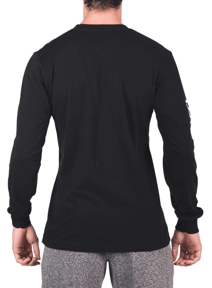 10P Arm Bar Longsleeve T-Shirt Bonus Image