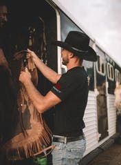Cowboy Cerrone BMF T-Shirt Bonus Image