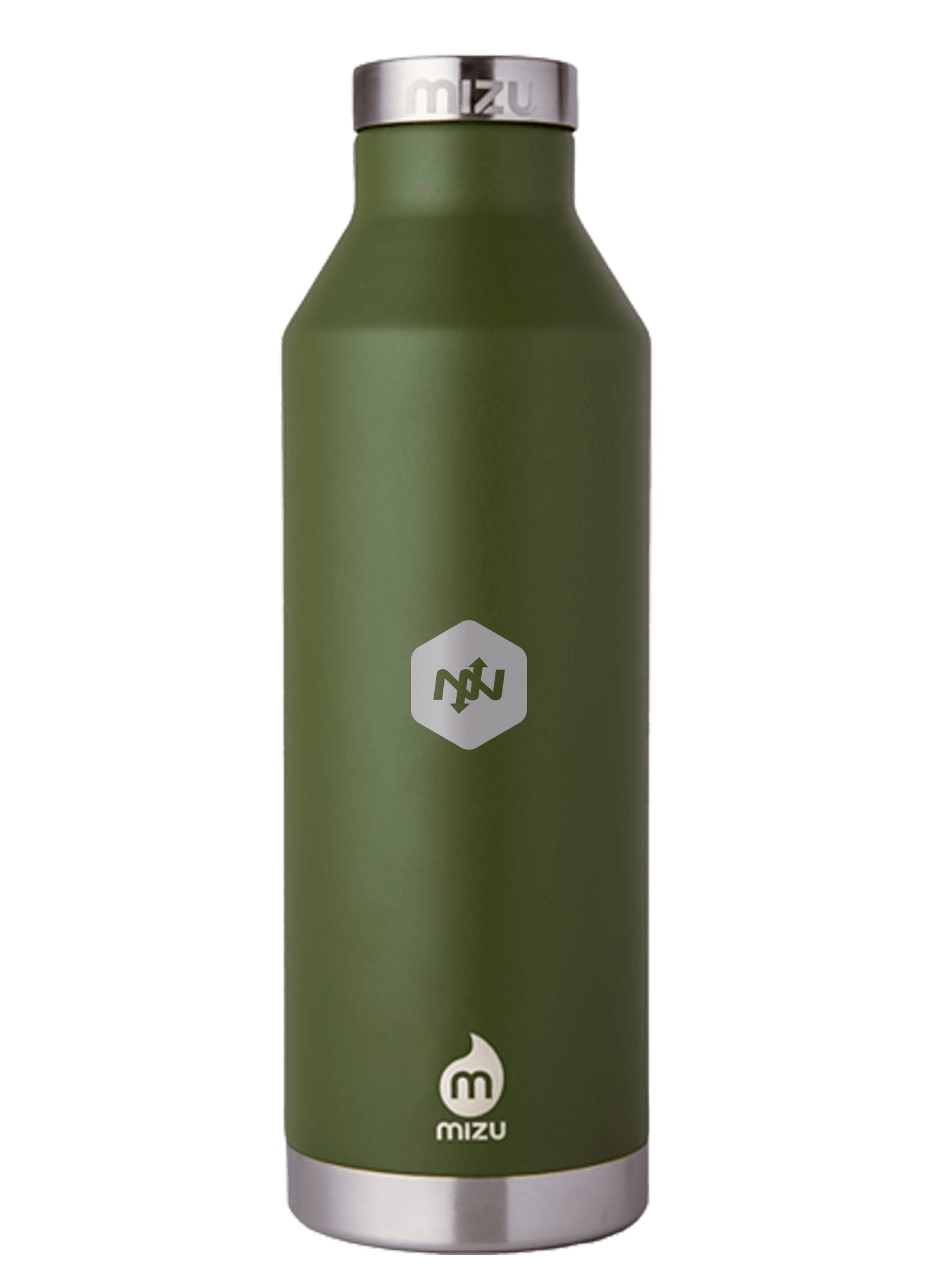Onnit x MIZU V8 Insulated Water Bottle Bonus Image