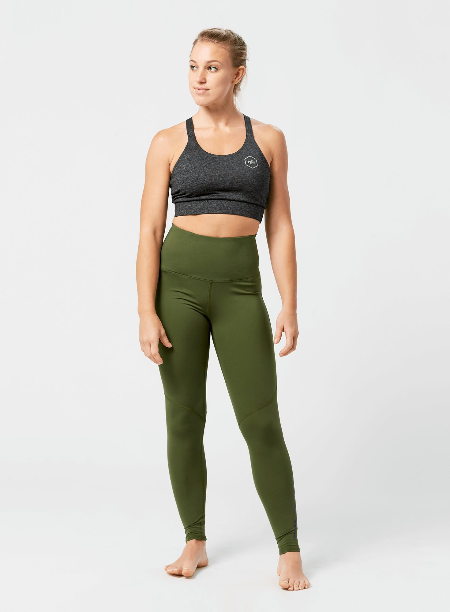 Virus x Onnit Hi-Waist Performance Leggings Bonus Image