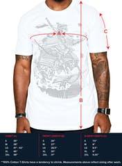 Primal Samurai T-Shirt Bonus Image