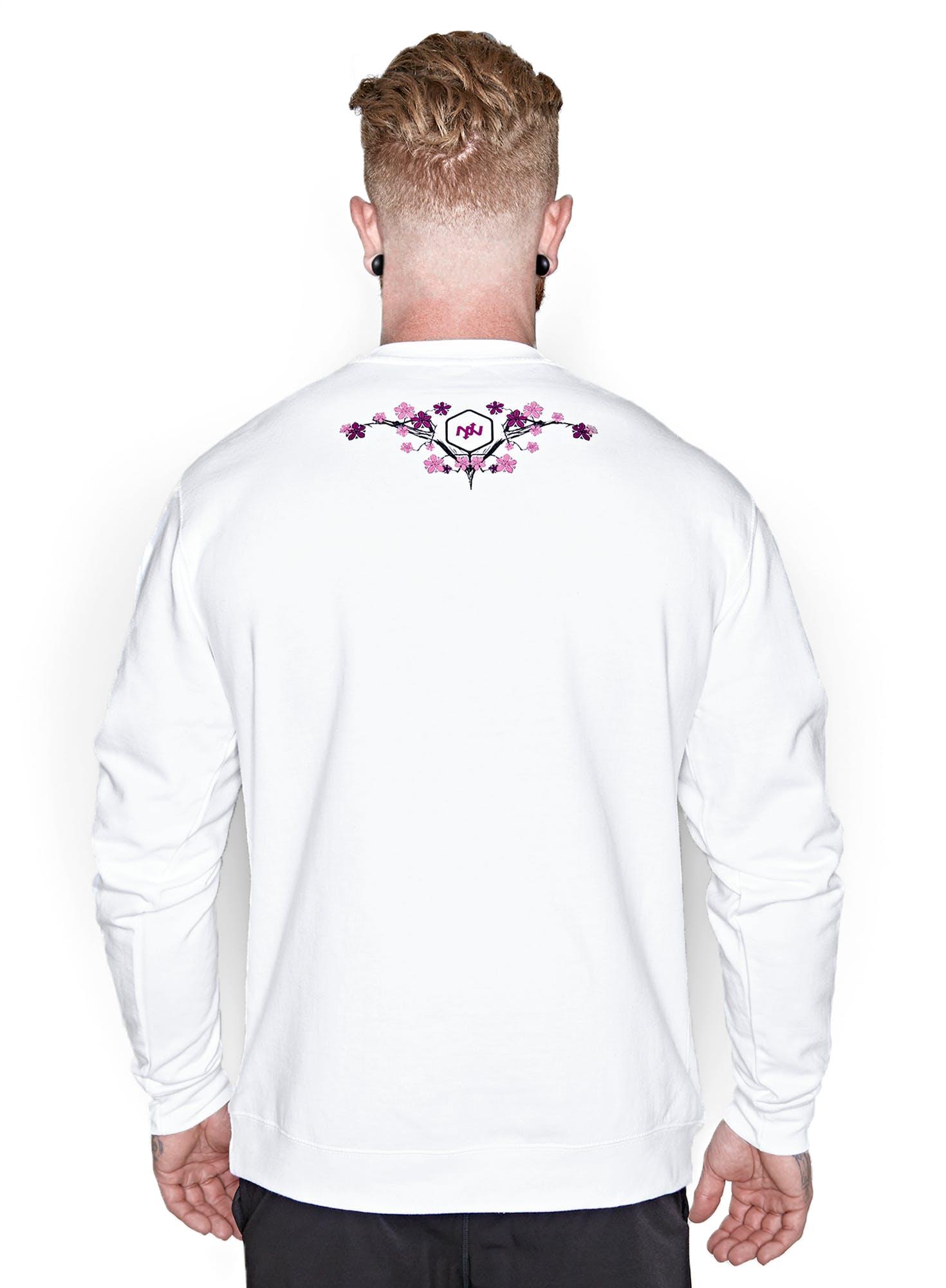 Primal Samurai Crew Sweatshirt Bonus Image