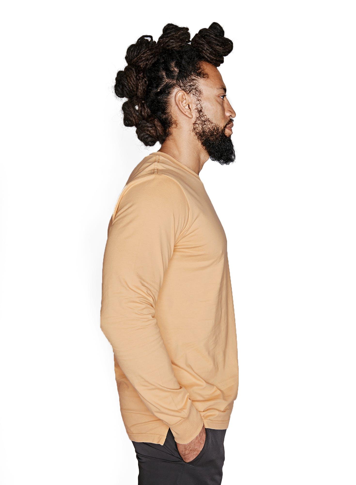 Pennant Long Sleeve T-Shirt Bonus Image