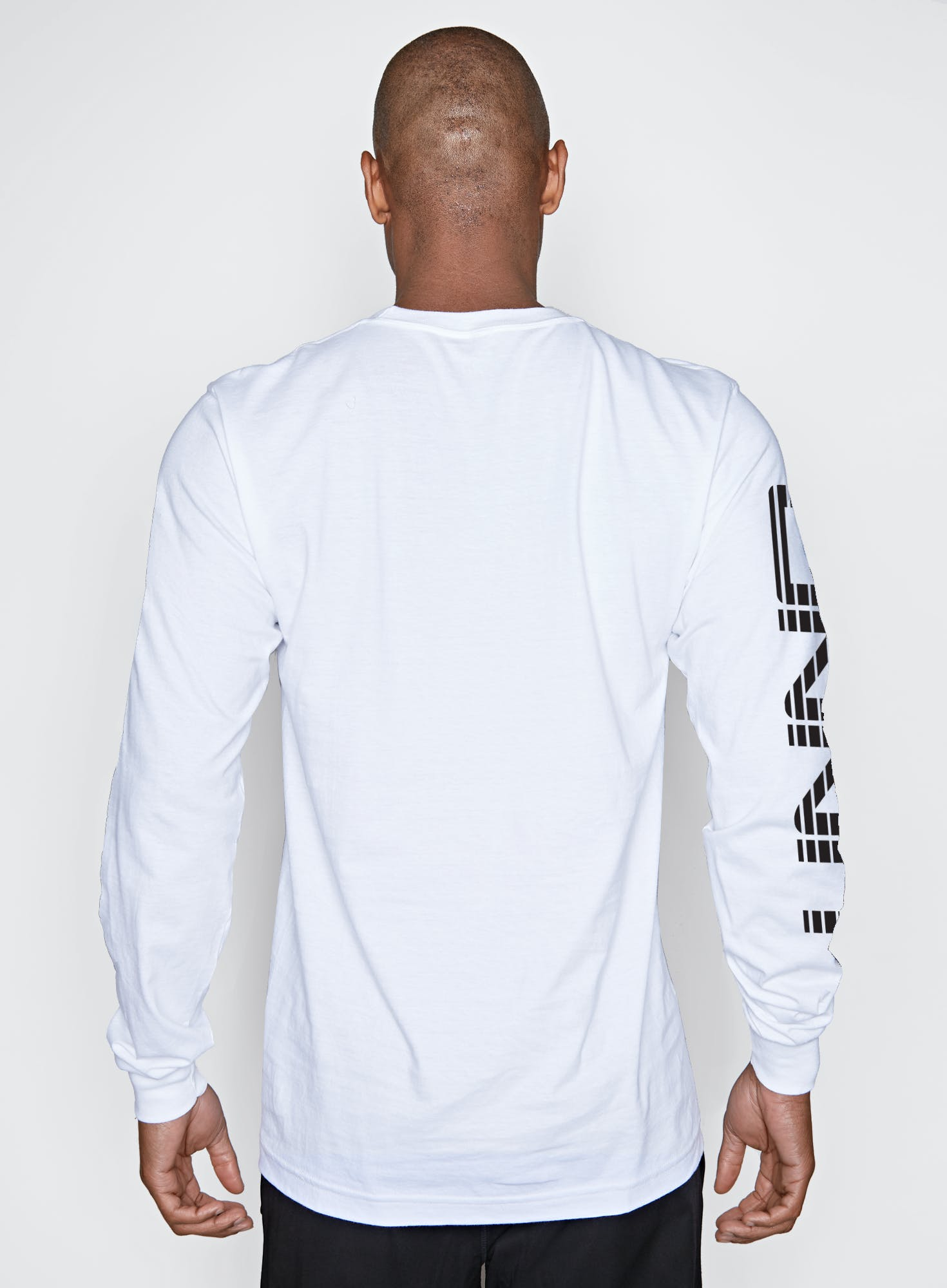 Onnit Linear Long Sleeve T-Shirt Bonus Image