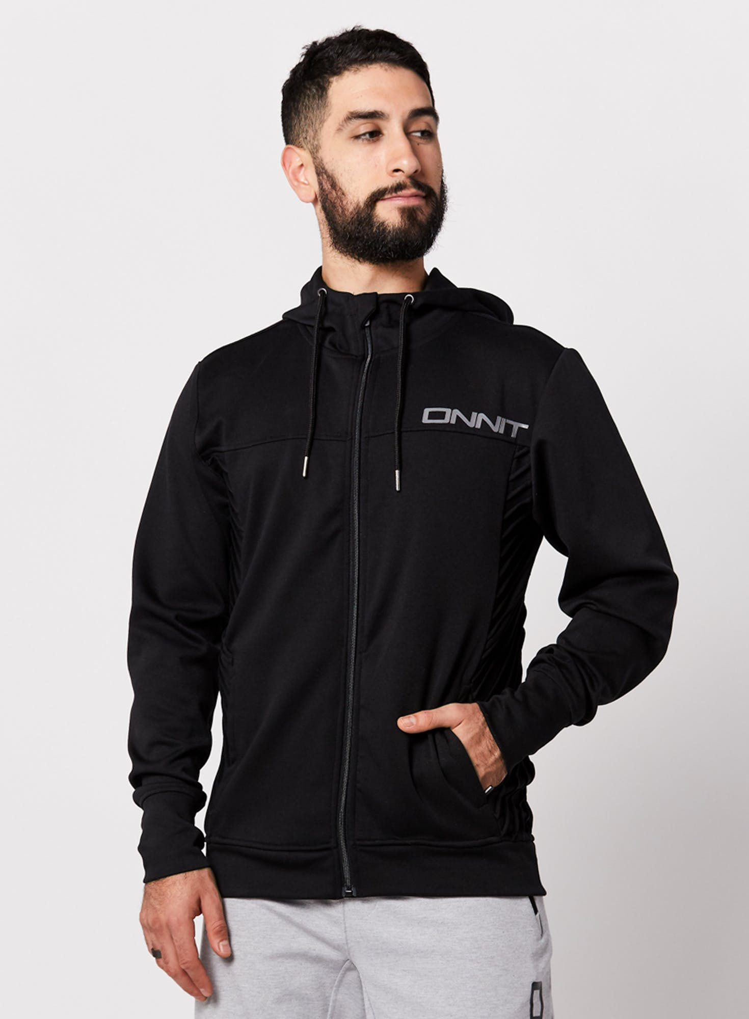 Training Tech Knit Zip Hoodie Bonus Image