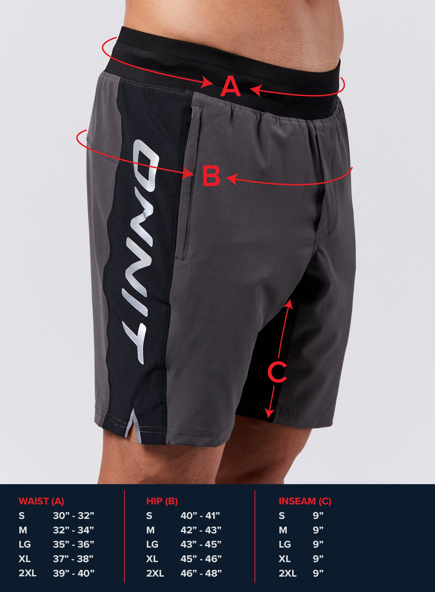 Tech Stretch 9″ Short with Lining Bonus Image