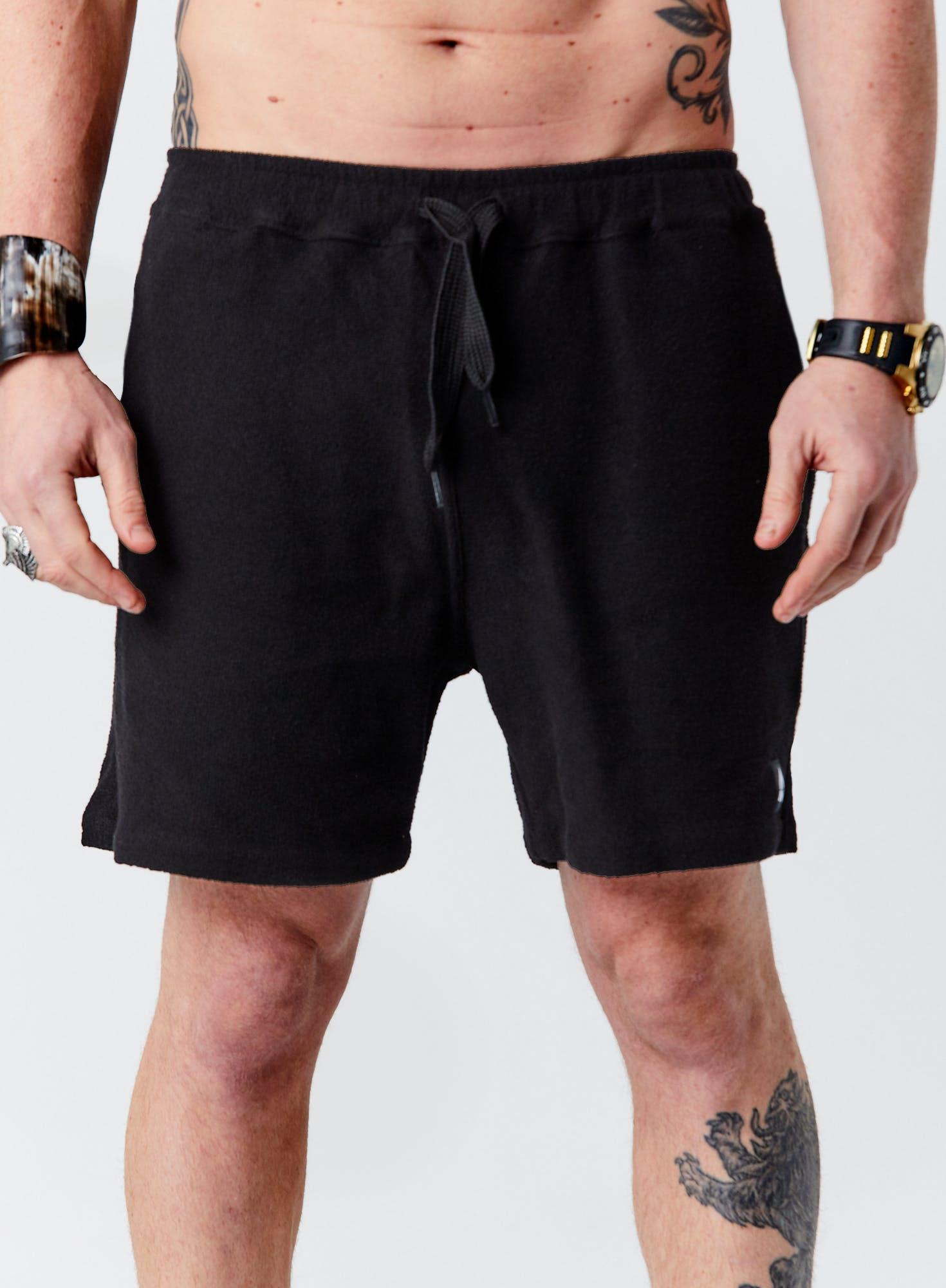 Textured Knit Short Bonus Image