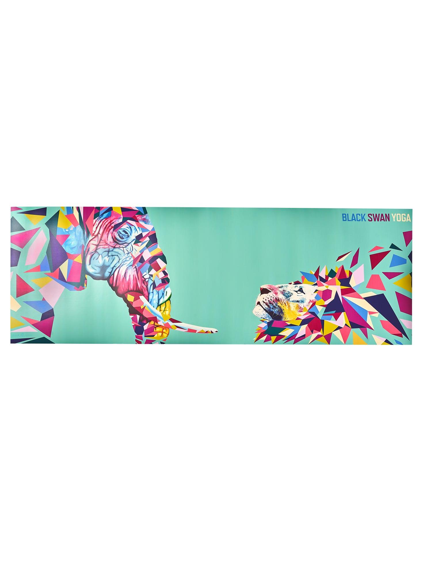 BSY Animal Kingdom Yoga Mat Bonus Image