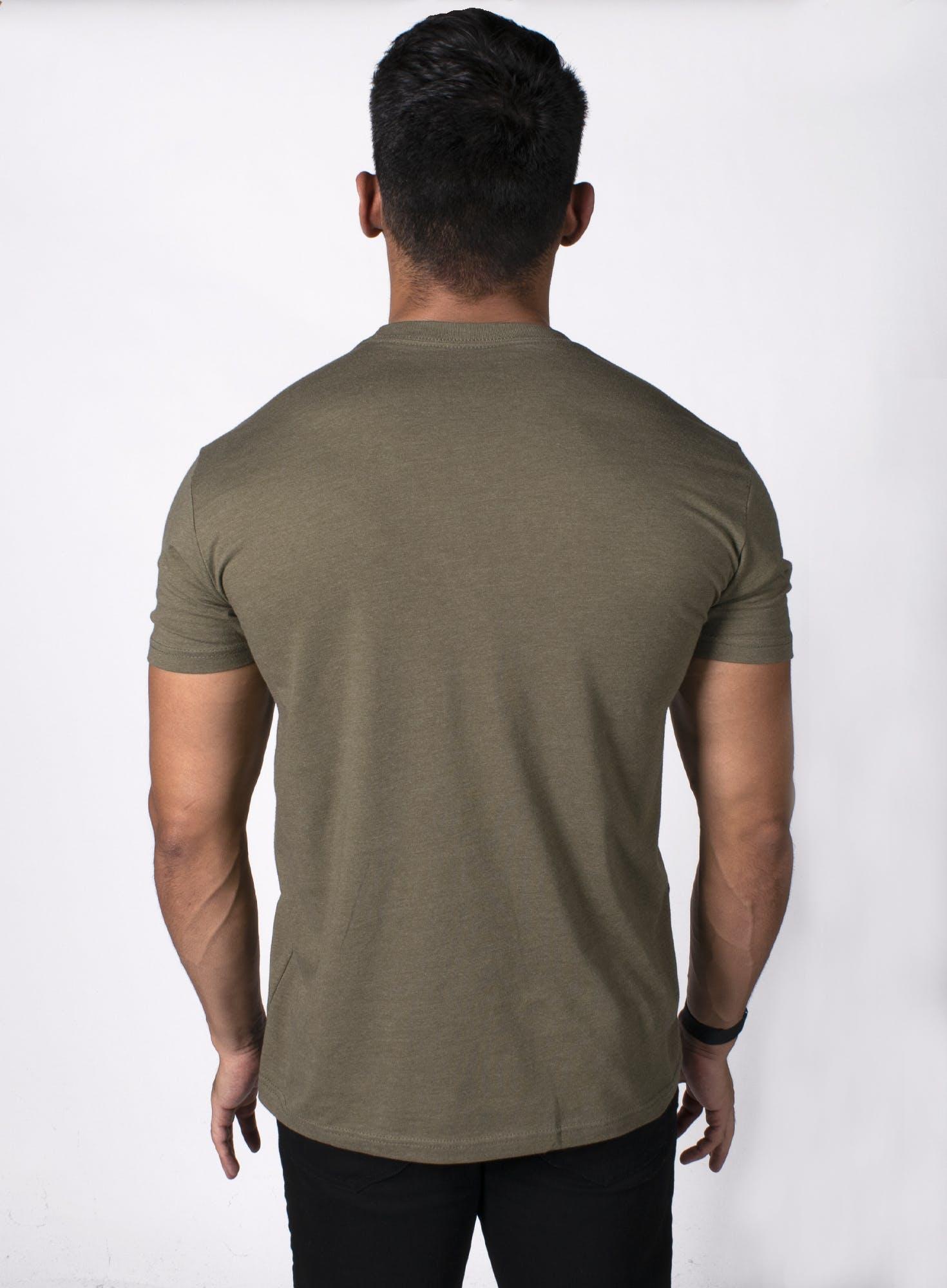Badge T-Shirt Bonus Image