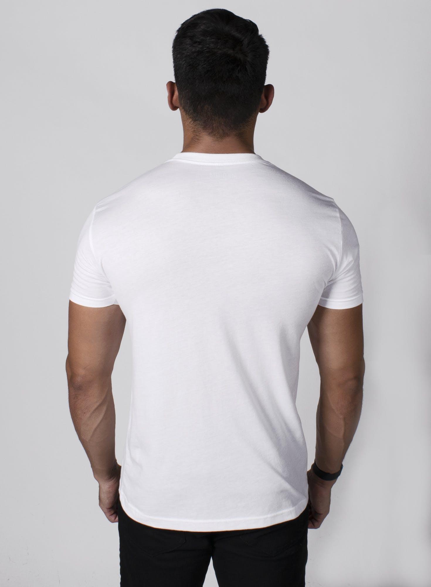 Blocked Tie Dye T-Shirt Bonus Image