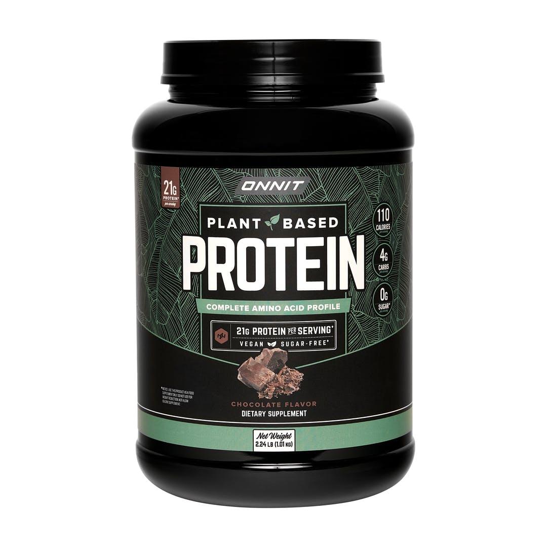 best Plant Based Protein Powder