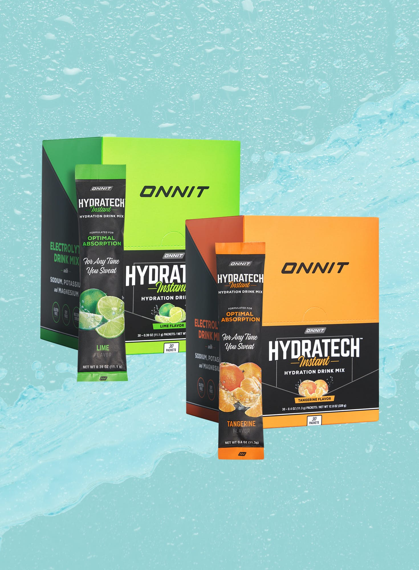 HYDRATech™ Instant Now Available