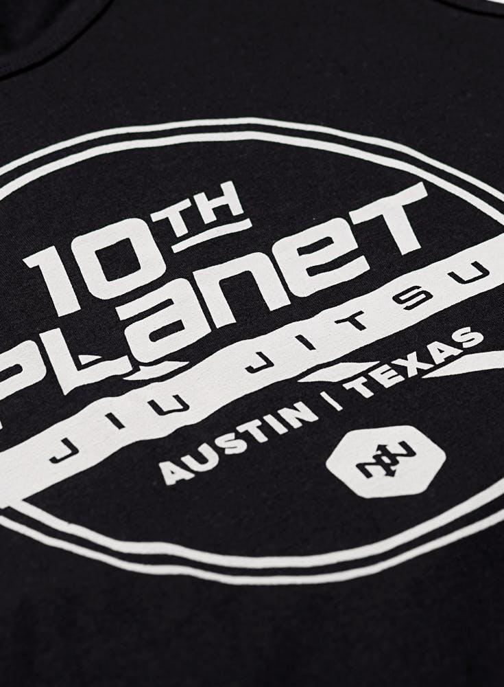 10th Planet Orbit Tank Top Bonus Image