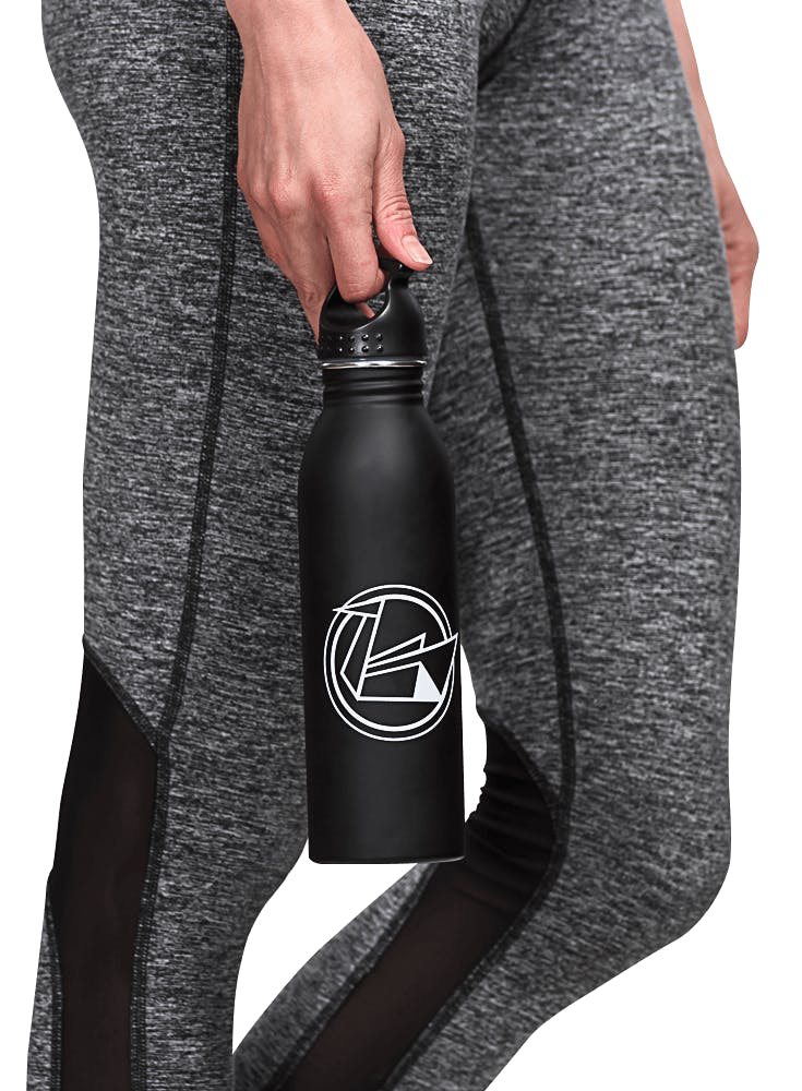 Black Swan Yoga Water Bottle Bonus Image