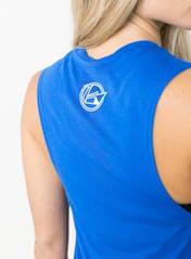 BSY Stack Logo Muscle Tee Bonus Image