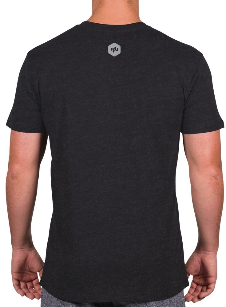 Golden Gorilla Tri-Blend T-Shirt Bonus Image