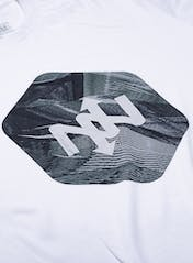 Hex Broken Waves T-Shirt Bonus Image