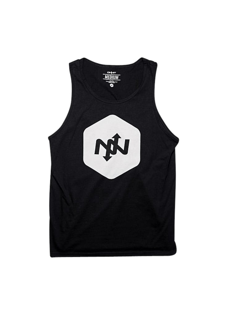 Hex Two-Tone Tank Top Bonus Image
